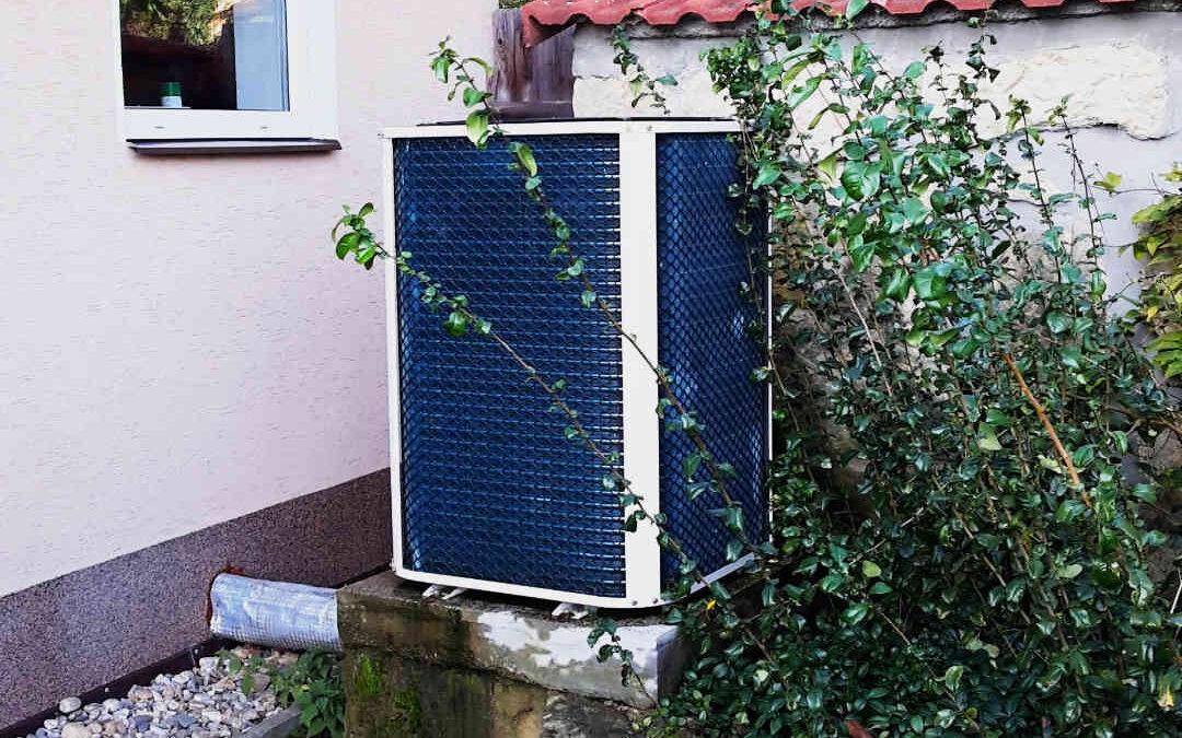 Mistr TOPIČ nainstaloval tepelné čerpadlo značky NORDLINE výkonu 19,5 kW